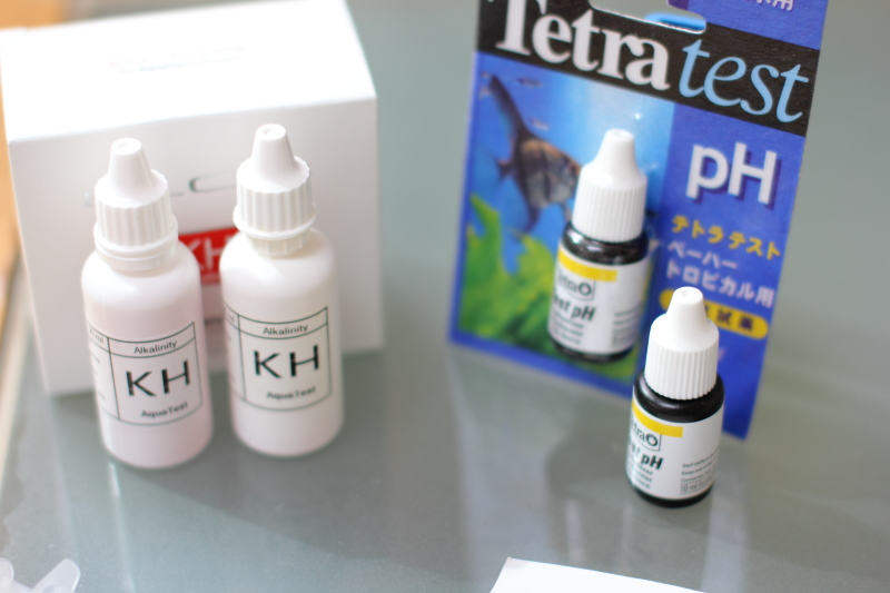 ELOS アクアテスト KH 炭酸塩硬度