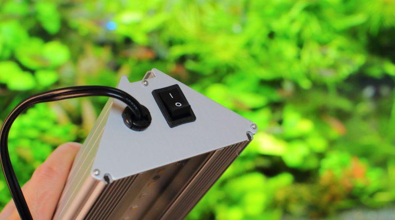 アクロLED照明のスイッチ